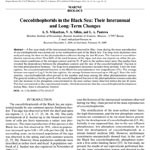 coccolithophorids